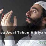 DOA AWAL TAHUN HIJRIYAH : Arab, Latin, Terjemahan