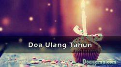 doa ulang tahun kristen