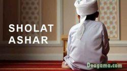 sholat ashar