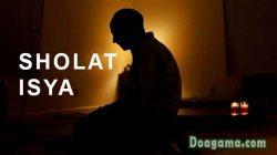 sholat isya