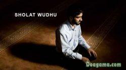 sholat wudhu