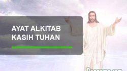 ayat alkitab tentang kasih tuhan