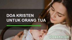 doa kristen untuk orang tua