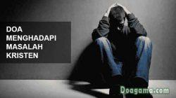 doa menghadapi masalah kristen
