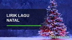 lirik lagu natal kristen