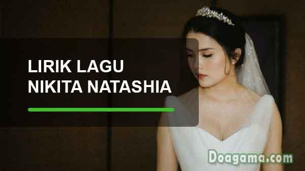 lirik lagu rohani kristen nikita natashia