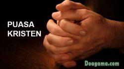 puasa kristen