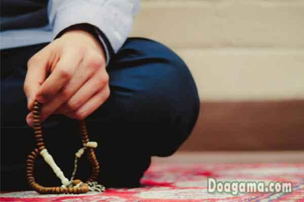 bacaan doa teks lafadz sholawat matsuroh