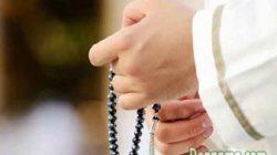 teks lafadz bacaan doa shalawat ghazali