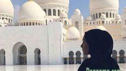 bacaan doa keluar masjid