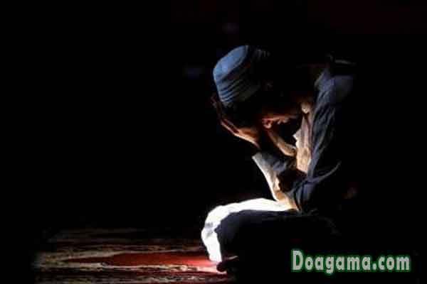 bacaan lafadz doa kamilin