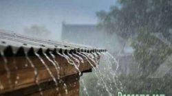 doa saat ketika turun hujan gerimis