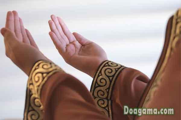 teks lafadz doa bacaan shalawat kamilah