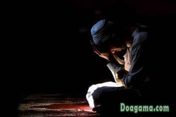 doa menjelang sebelum sholat subuh