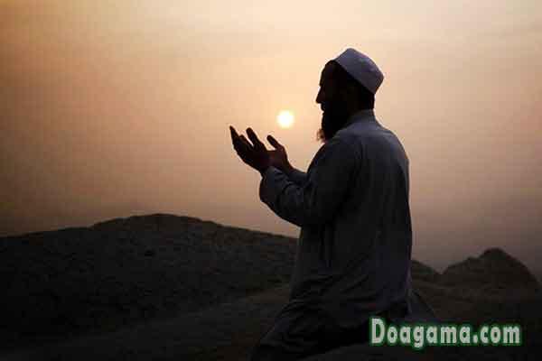doa mohon petunjuk yang haq dan terbaik
